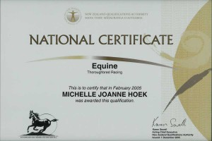 Equine - Level 4
